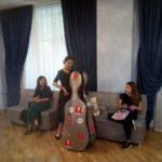 Завершились состязанияIV Международного конкурса виолончелистов имени Святослава Кнушевицкого в младшей возрастной группе