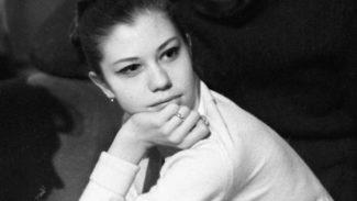 Маргарита Дроздова в 1968 году