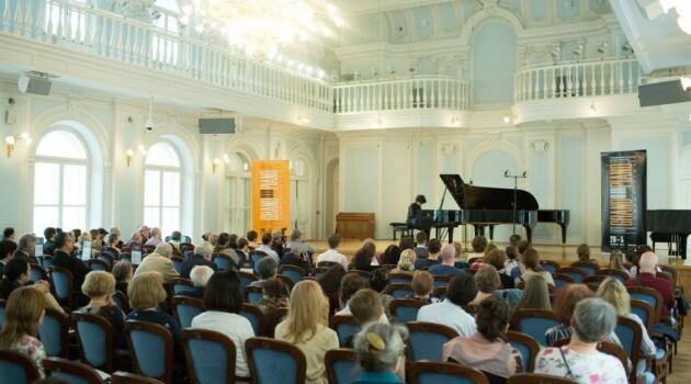 Grand Piano Competition. Фото - Евгений Евтюхов