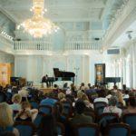 Первый день прослушиваний Grand Piano Competition