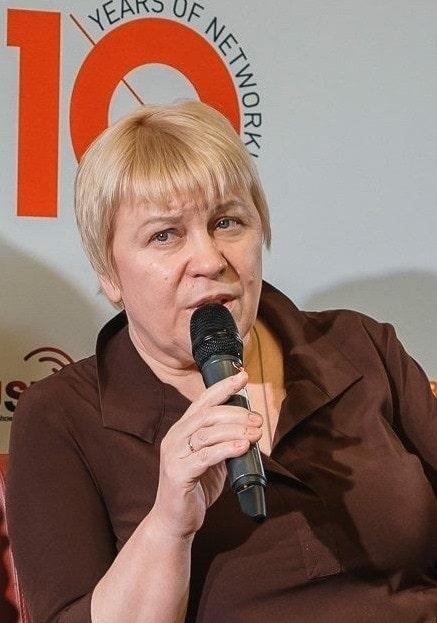 """Инга Кутянская: """"Народная музыка возвышает и открывает новые пути"""""""