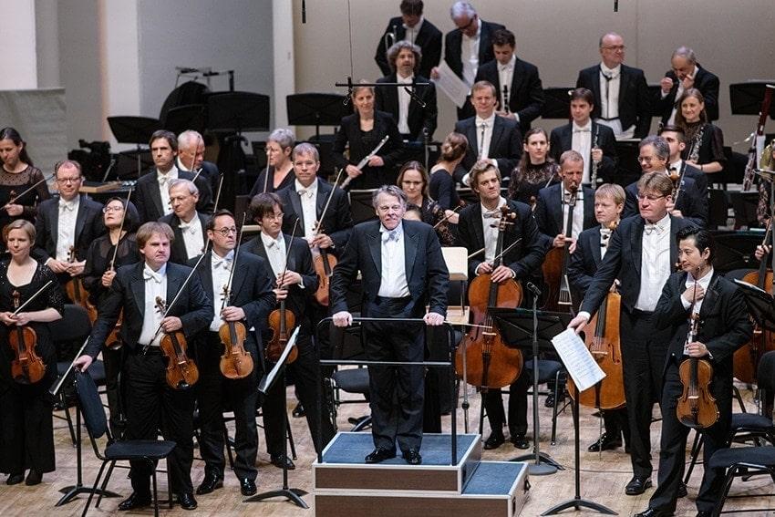 Марис Янсонс и Оркестр Баварского радио