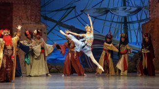 """""""Корсар"""" в постановке Софийского театра оперы и балета. Фото: Светослав Николов"""