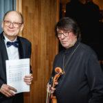 Виктор Контарев и Юрий Башмет. Фотто - Андрей Колабухин