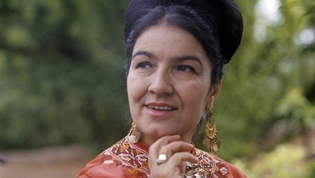 Умерла народная артистка СССР Мая Кулиева