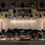 Сцена Концертного зала имени Чайковского. Фото - Станислав Семенюк