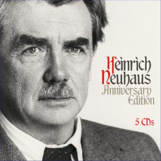 Генрих Нейгауз. «Юбилейное издание»