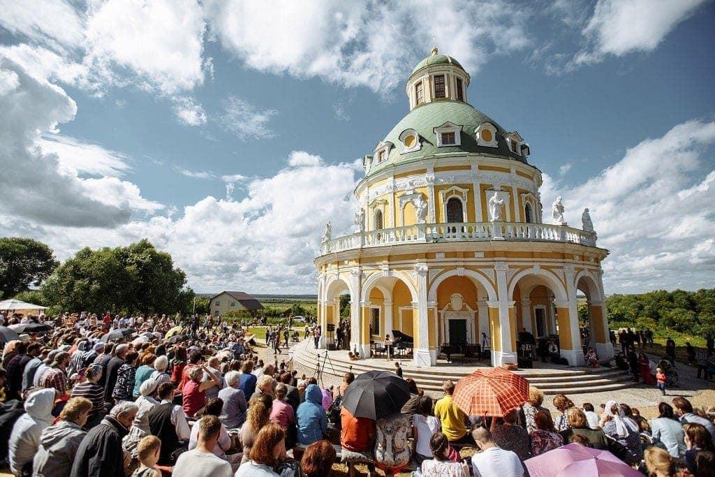 Фестиваль классической музыки под открытым небом в селе Подмоклово