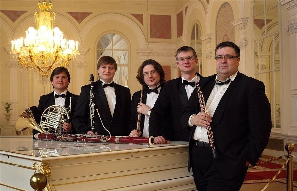 Концерт солистов оркестра Большого театра — дань уважения своему учителю. Фото - bassoon.ru