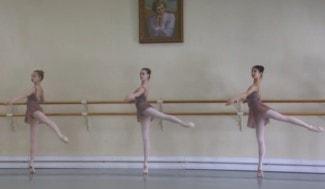 Академия балета имени Вагановой