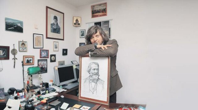 Феликс Коробов. Фото - Зураб Джавахадзе