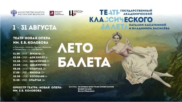 Фестиваль классического балета