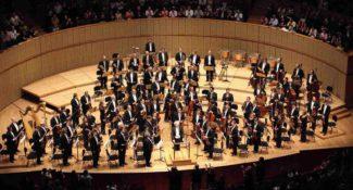 berlphil 325x175 - Берлинский филармонический оркестр в эфире телеканала «Россия К»