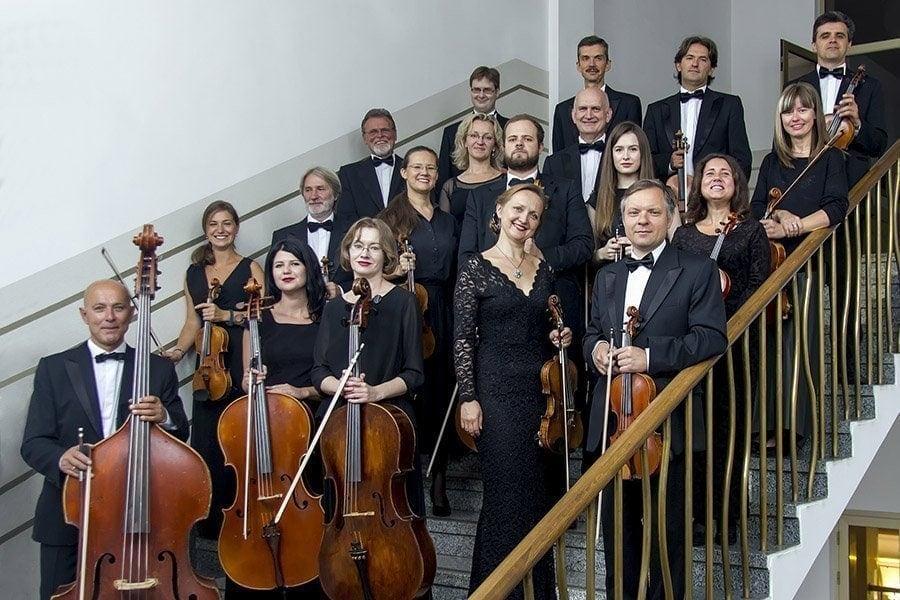 Государственный камерный оркестр Беларуси
