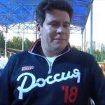 Мацуев посетил тренировку сборной России