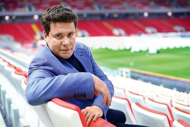 Денис Мацуев написал введение к книге о футболе