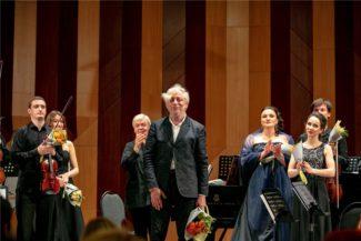 desyatnikov 325x217 - Десятников и другие: музыка и балет на Платоновском фестивале