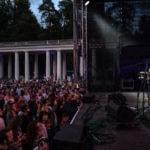 Рауль Мидон выступает на XIV Международном фестивале «Усадьба Jazz», 2017. Фото - Евгения Новоженина
