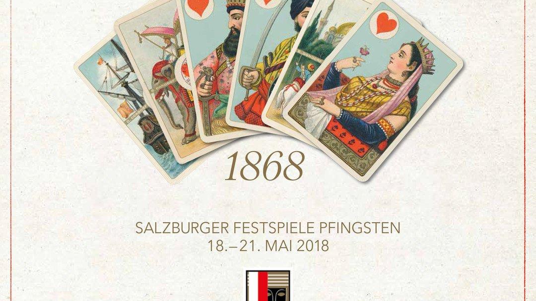 ЗальцбургскийPfingstfestspieleв этом году был посвящен памяти умершего 150 лет назад Джоаккино Россини