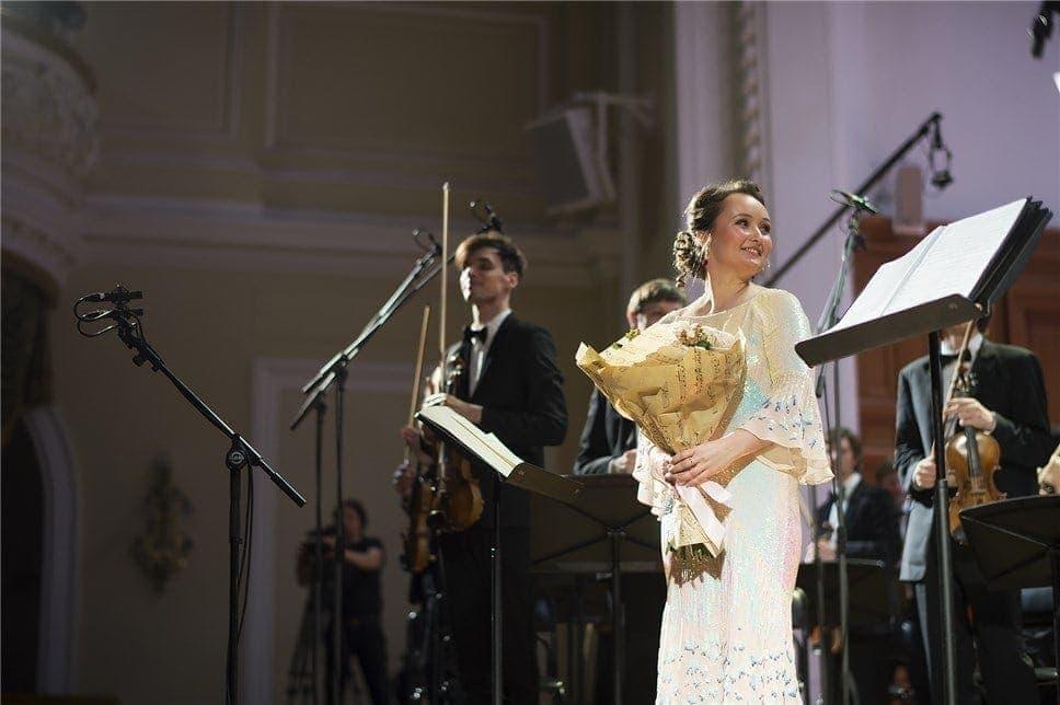 Юлия Лежнева. Фото - Наталья Тоскина