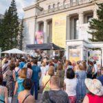 Новосибирская филармония открывает традиционный фестиваль в формате open air «На ступенях»