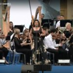 Музыка без границ: Большой театр дал концерт под открытым небом