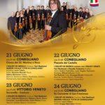 Юрий Башмет проведет фестиваль в Италии