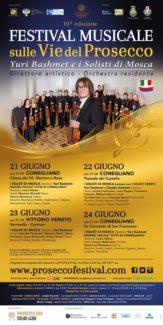 Юрий Башмет проведет фестиваль «Дорогами Просекко» в Италии