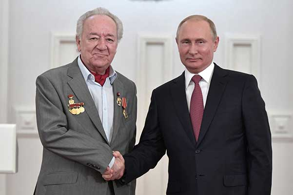Юрий Темирканов удостоен Государственной премии РФ