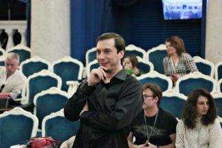 Валерий Кирьянов. Фото - Ирина Шымчак