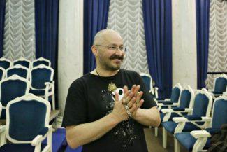 Валерий Кунгуров. Фото - Ирина Шымчак