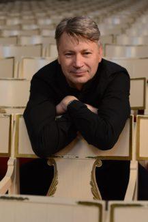 Владимир Беглецов. Фото - Анна Флегонтова