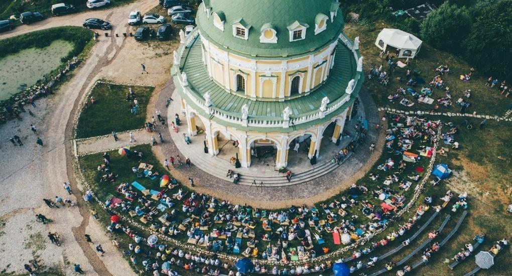 В Подмосковье прошел необычный фестиваль