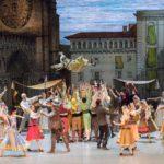 """""""Дон кихот"""" в постановке Театра балета имени Леонила Якобсона. Фото - М. Логвинов"""