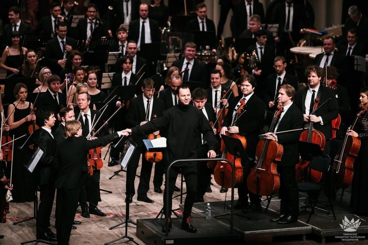 Оркестр MusicAeterna под управлением Теодора Курентзиса