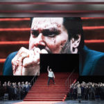 Ильдар Абдразаков дебютировал в партии Бориса Годунова в Парижской национальной опере. Фото - Agathe Poupeney / Opera National de Paris