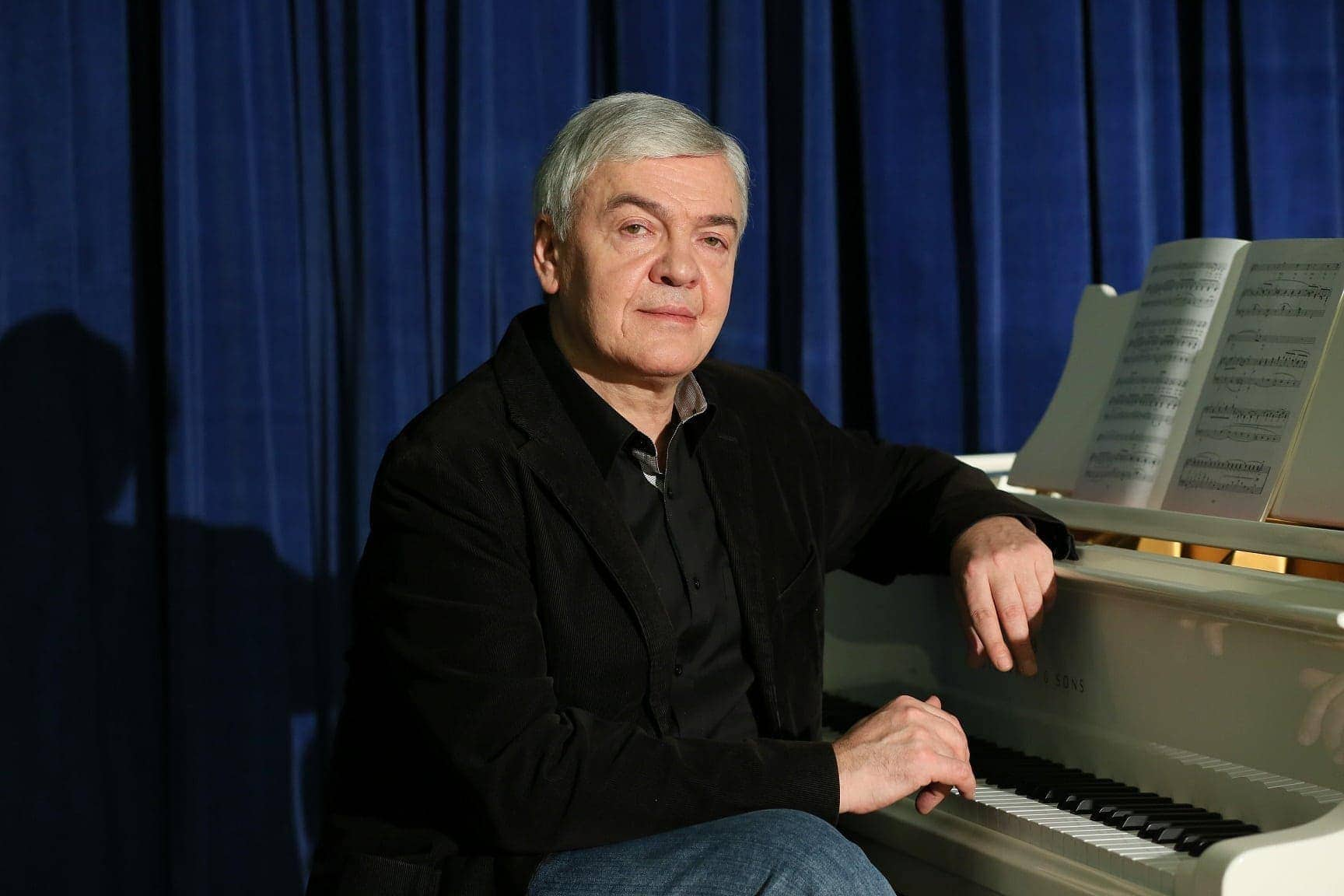 Алексей Гориболь. Фото - Ирина Шымчак