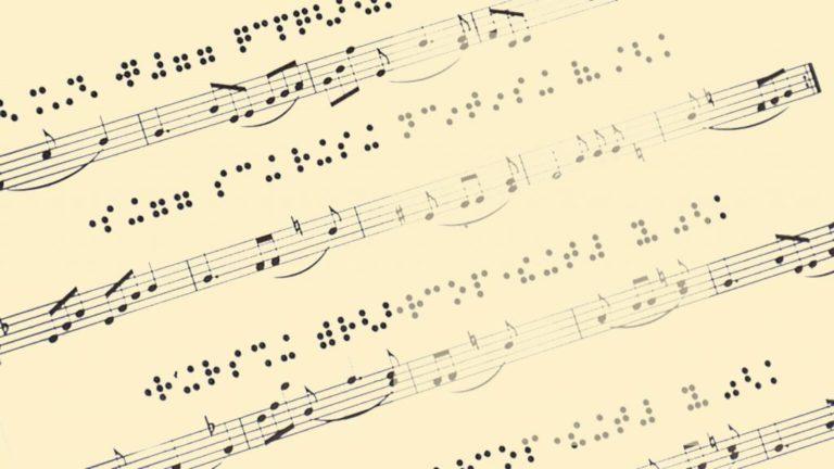 Композитор из Таганрога запатентовала способ нотного письма для слабовидящих и незрячих