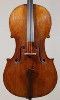 В Музей музыки вернулась отреставрированная виолончель работы Пьетро Гварнери