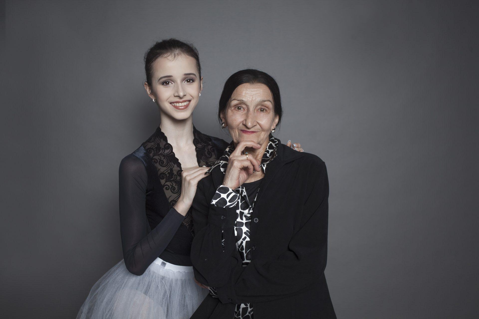 Мария Хорева и Людмила Ковалёва. Фото - Ира Яковлева