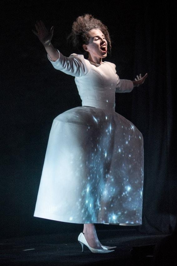 Элени-Лидия Стамеллу. Фото - Гюнай Мусаева