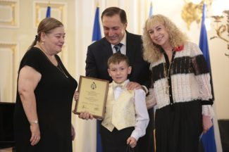Завершился VII Международный конкурс юных вокалистов Елены Образцовой