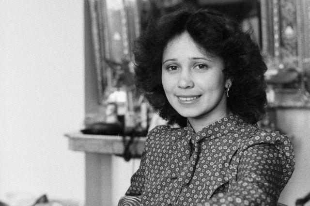 Надежда Павлова, 1984 год. Фото - Александр Макаров / РИА Новости