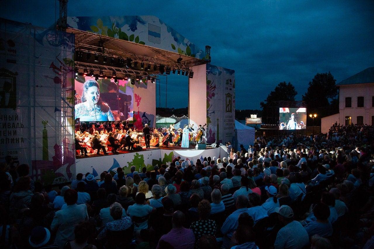 Четвертый Дачный фестиваль имени Федора Шаляпина