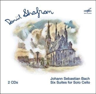 Даниил Шафран «И. С. Бах. Шесть сюит для виолончели соло»