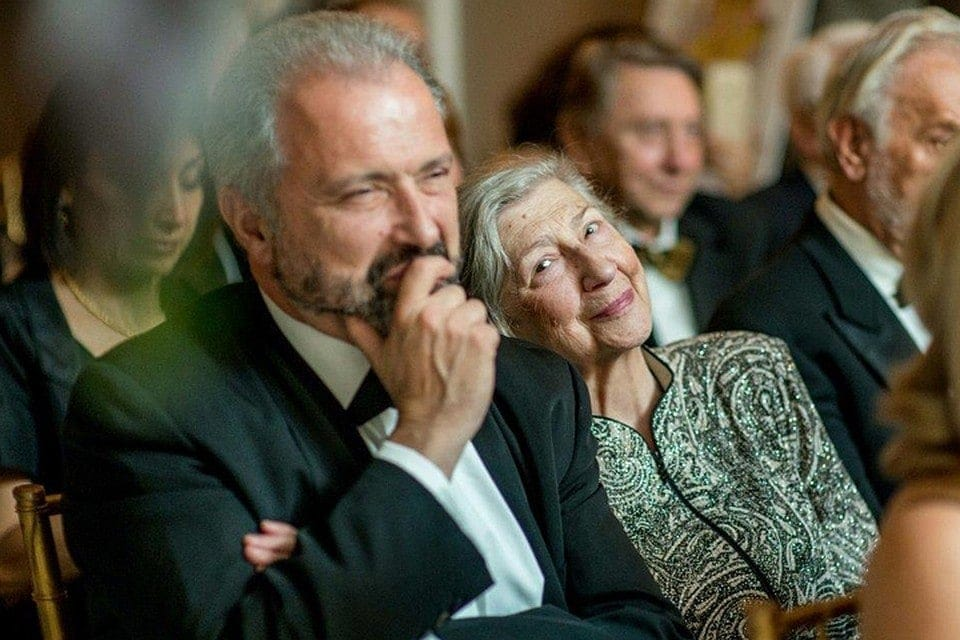 Дмитрий Ситковецкий и Белла Давидович