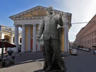 """Коллаж """"Фонтанка.ру""""/Яндекс.Карты"""