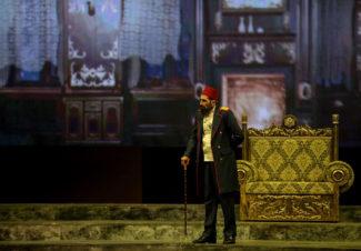 Закрытие театров, которого не было. Фото - Sebnem Coskun/ Anadolu Agency/ Getty Images
