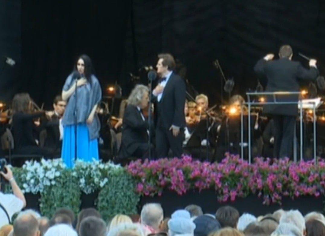 Фестиваль Чайковского в Хаапсалу