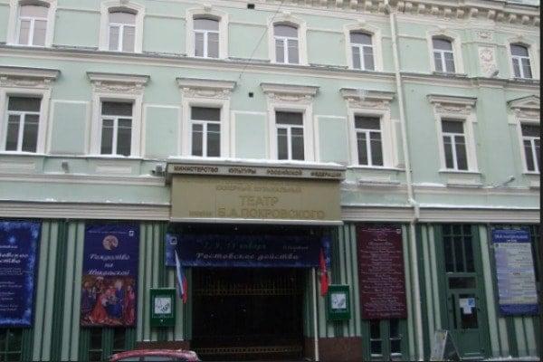 Театр Покровского знали во всем мире